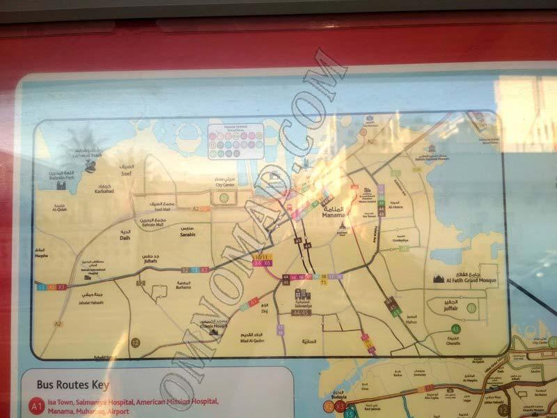 Схема-автобусов-центра-Бахрейна