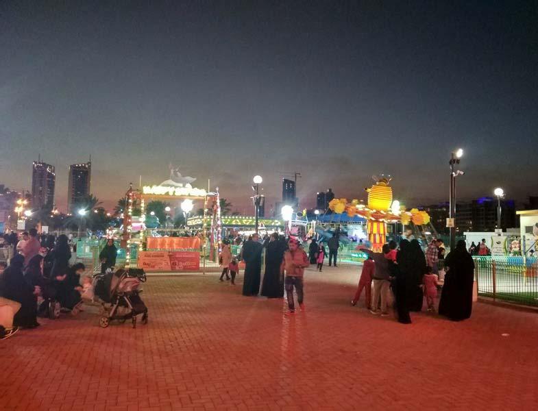 вечерний-Бахрейн