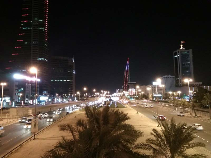 ночной-Бахрейн