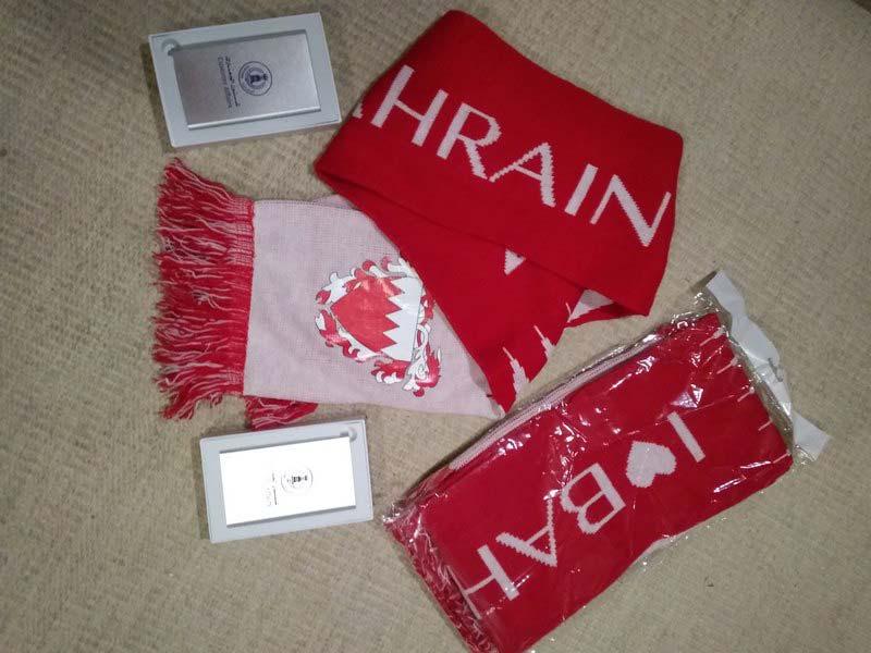 Бахрейн-подарки