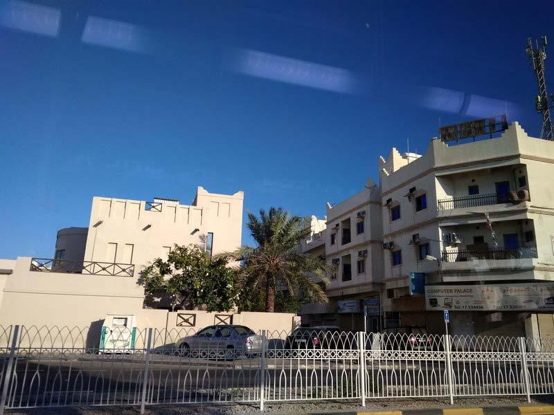 Бахрейн-прогулка