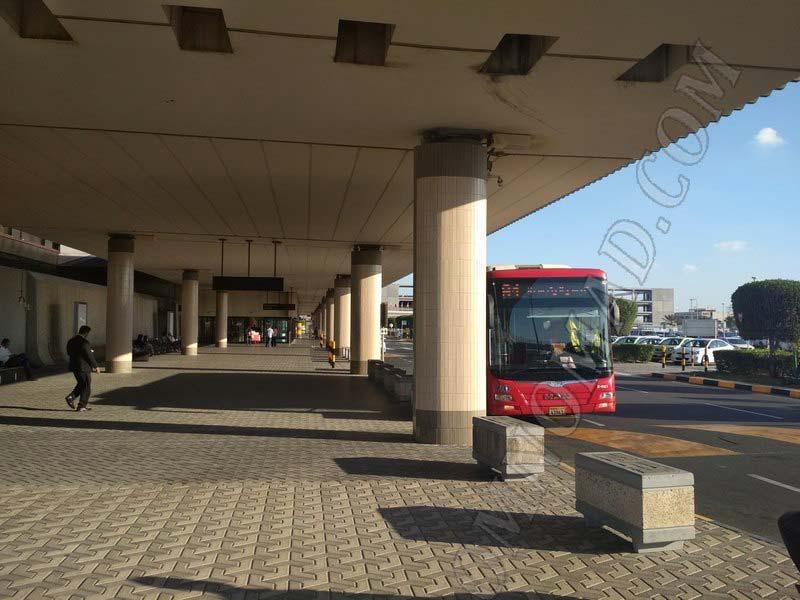 Bahrain-airport-bus