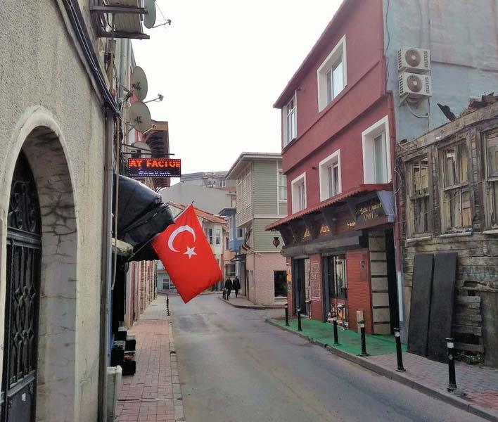 Кардига-хамам-Стамбул-дорога