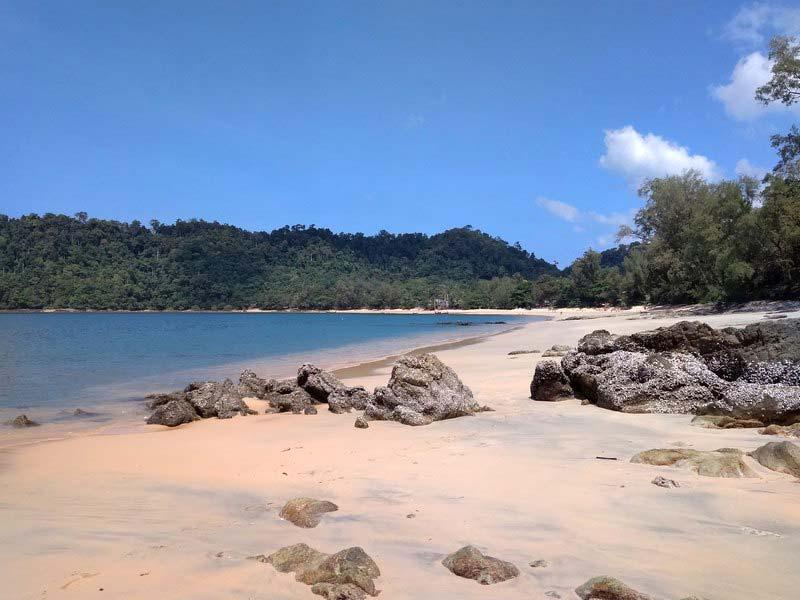 Ко-Паям-пляж-Ао-Квай-норд-отлив