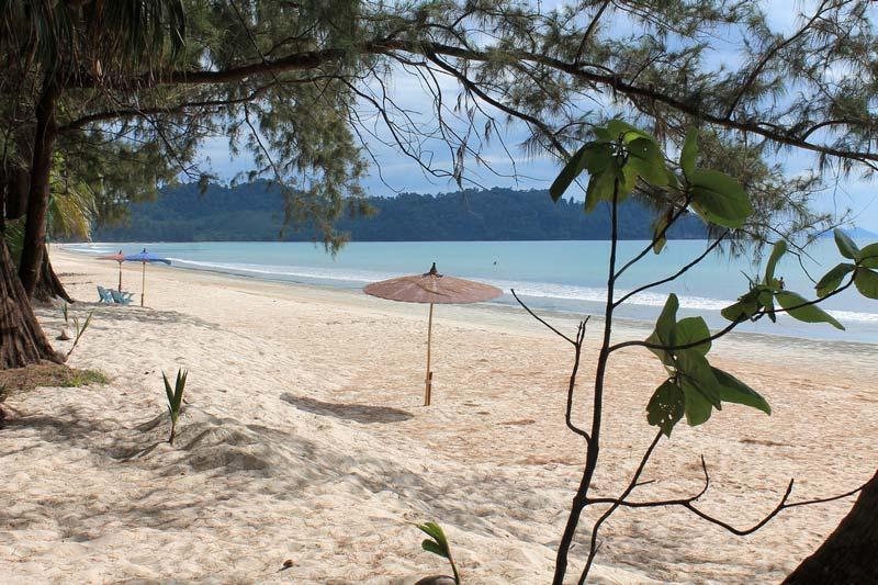 Пляж Ао Яй