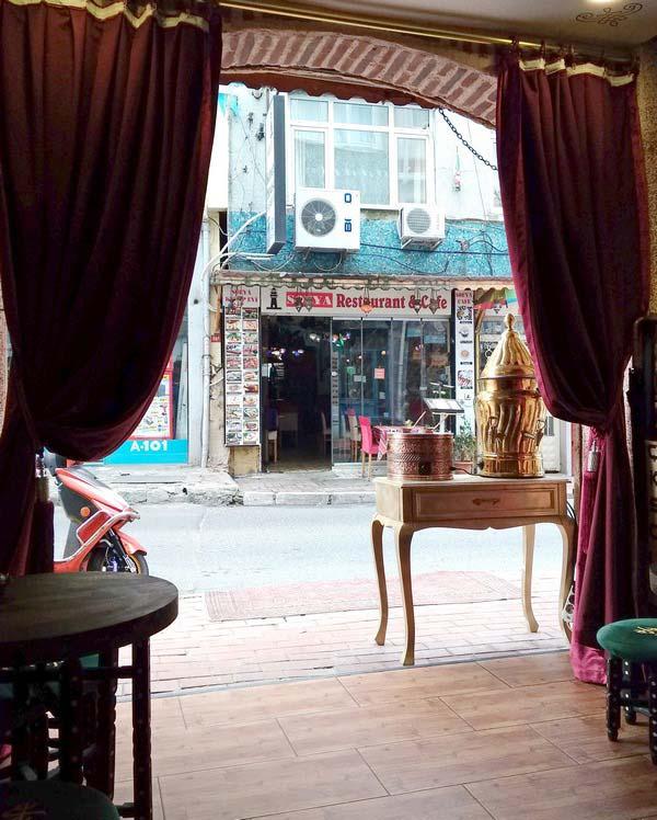 Стамбульские-кафе