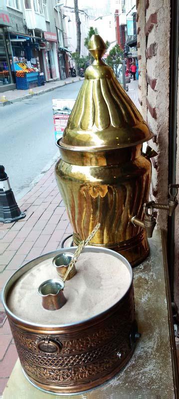 Стамбул-кофе-на-улице