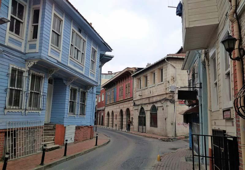 Улицы-Стамбула