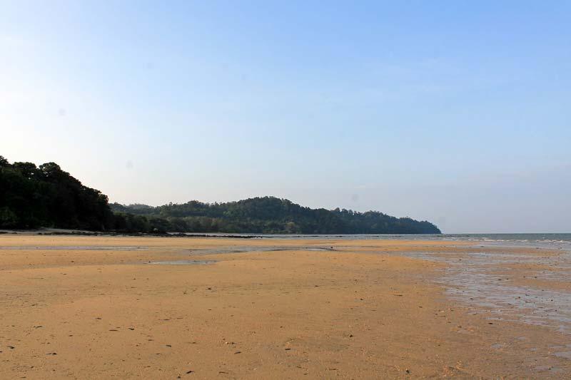 Ao Hin Khao отлив