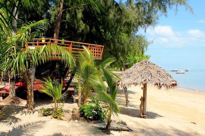 Пляж Сабай Сабай Паям