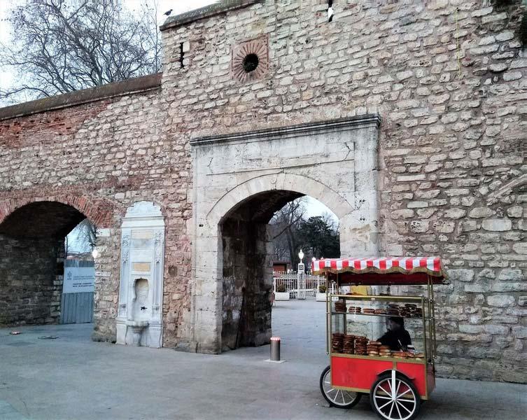 Стамбул-Султанахмет
