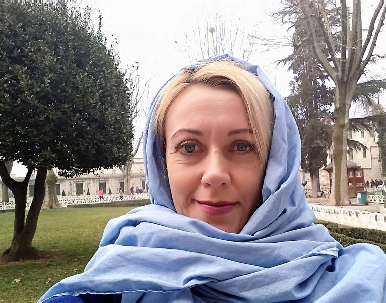 мечети Стамбула женщинам