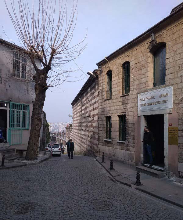 стамбульские улочки