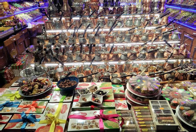 Стамбул-сувениры