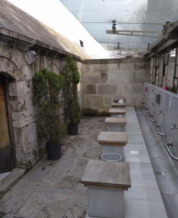 туалеты Стамбула