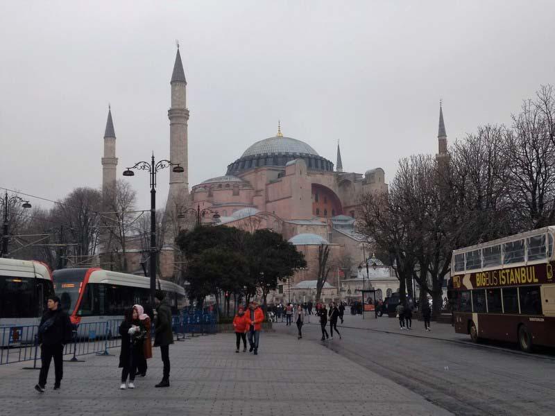Стамбул-на-выходные