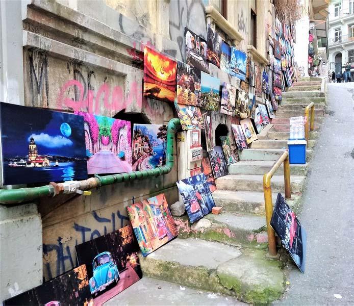 улочки-Стамбула