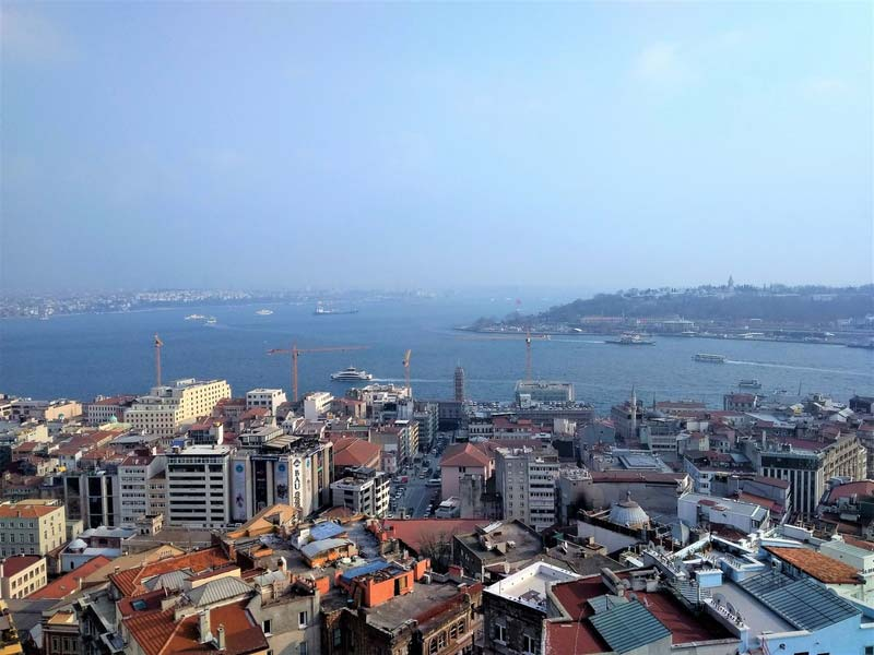 вид-на-Стамбул