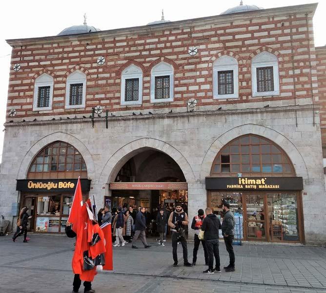 Стамбул-прогулки