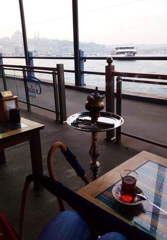 Стамбул-кальянная