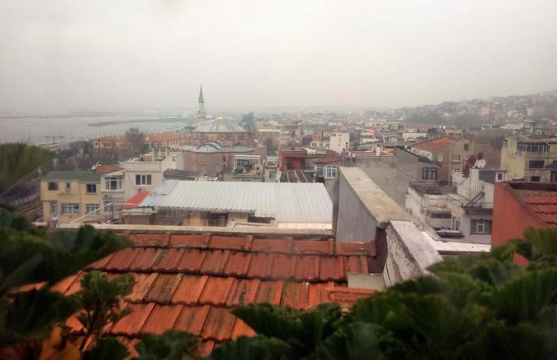 крыши-Стамбула