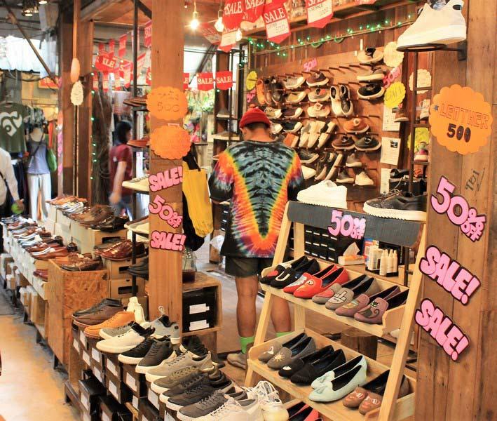 Рынок Чатучак Бангкок