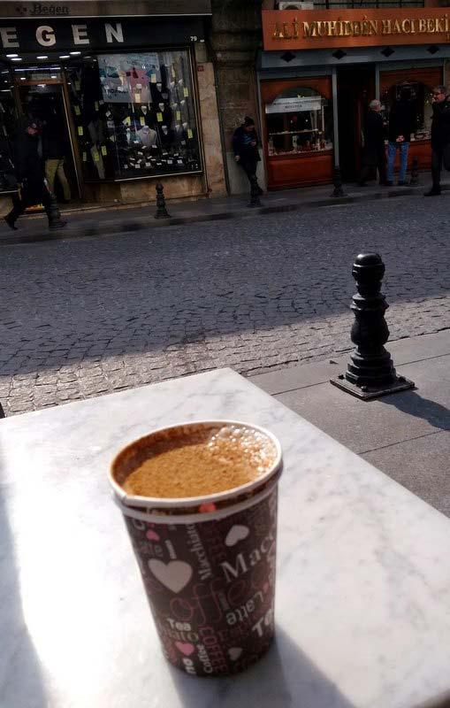 кофе-в-Стамбуле