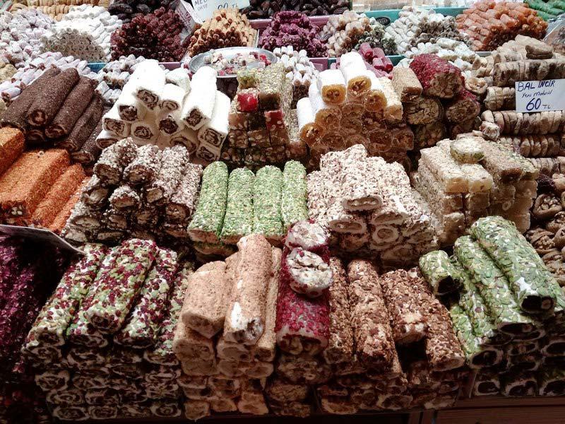 сладости-в-Стамбуле