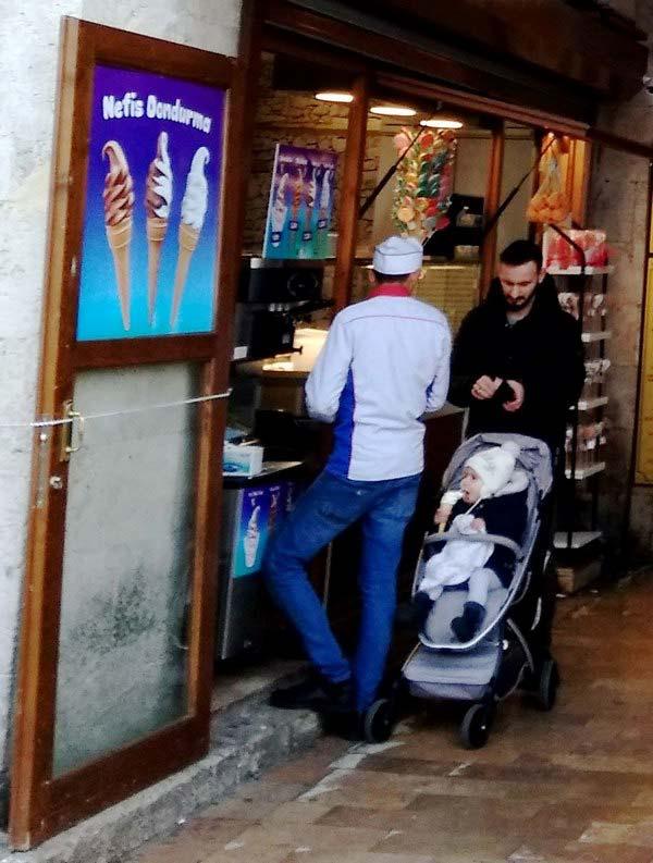 Стамбул-мороженое