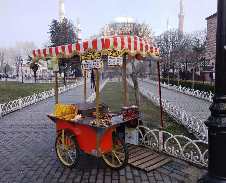 фастфуд-в-Стамбуле