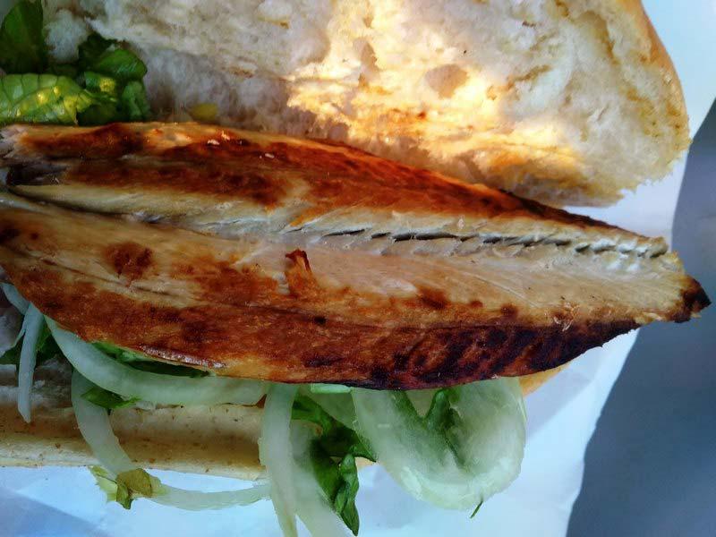 Экмек-бутерброд