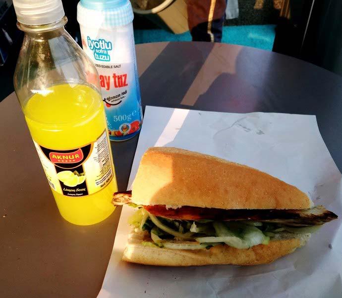 бутерброд-Экмек