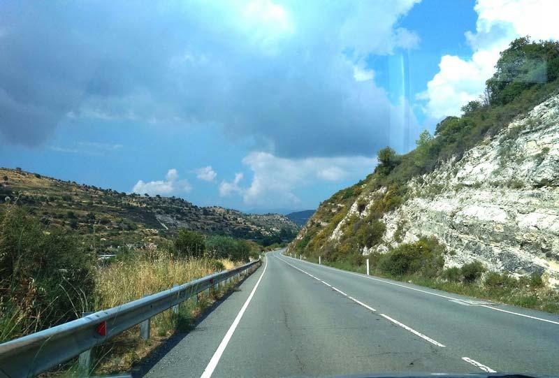 горные-дороги-Кипра