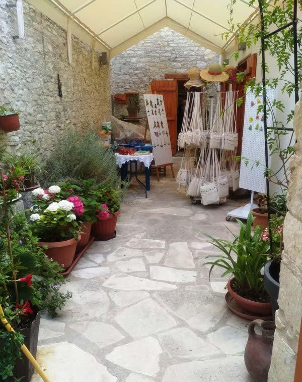 Кипр Омодос