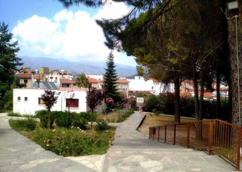 Омодос-Кипр
