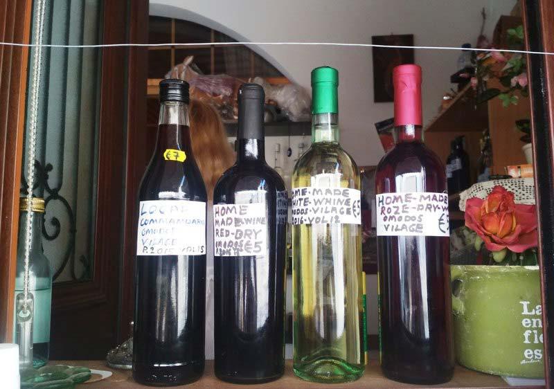 вино--Омодос-Кипр