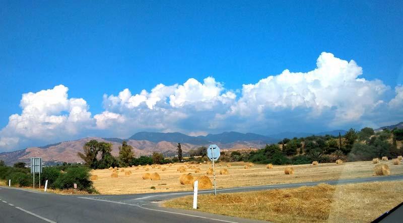 дороги-горного-Кипра