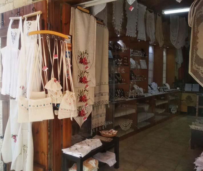 Омодос-сувениры