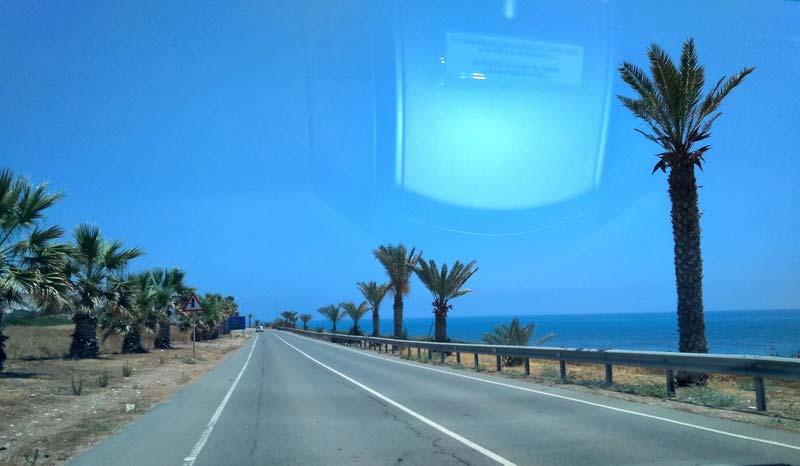 Дороги-Кипра