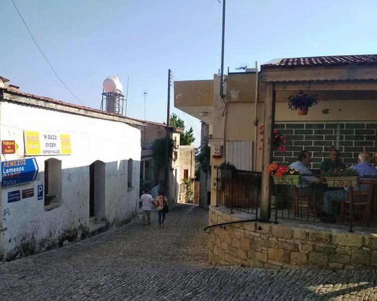 деревня-Васа