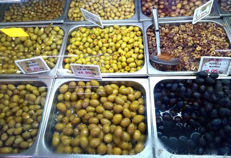 кипрские-оливки