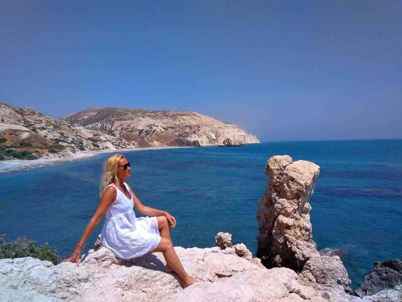 бухта-Афродиты-Кипр