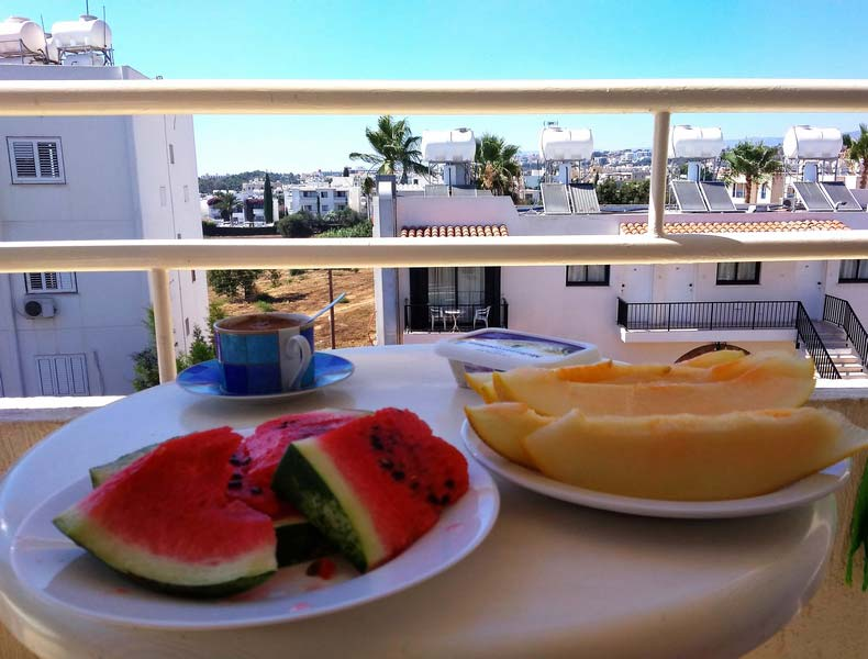 Кипр-фрукты