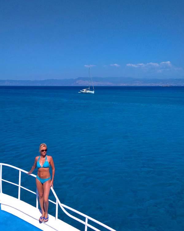 Кипр-Голубая-лагуна