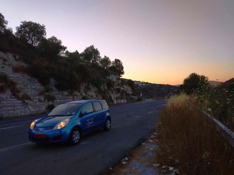 На-дорогах-Кипра