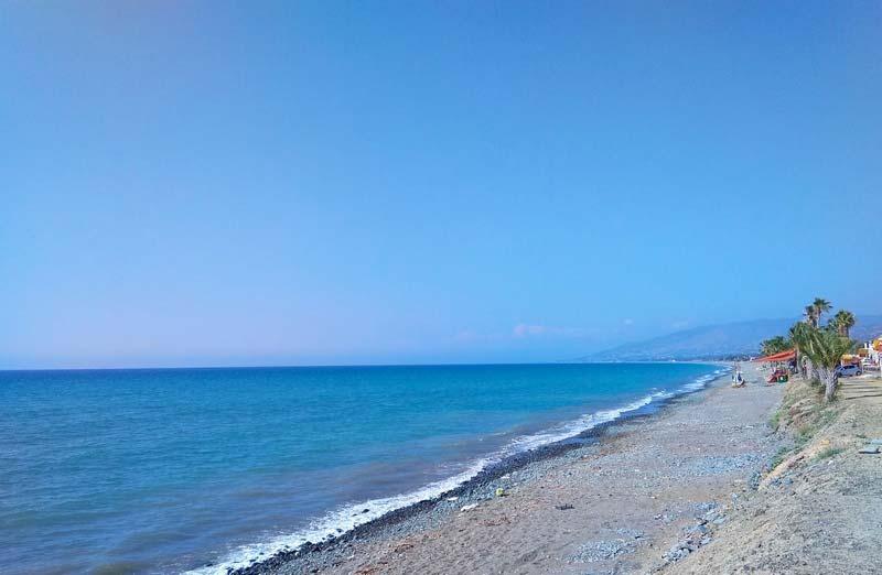 Кипр-Полис-пляж