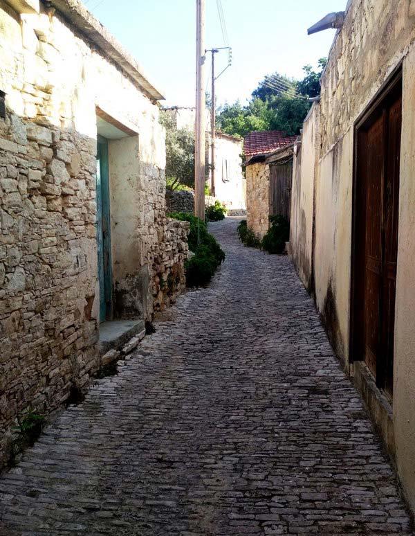 деревня-Васа-Кипр