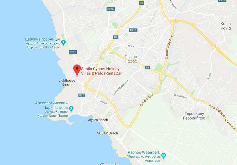 Simila-Cyprus-Holiday-Villas-&-PafosRentaCar-maps