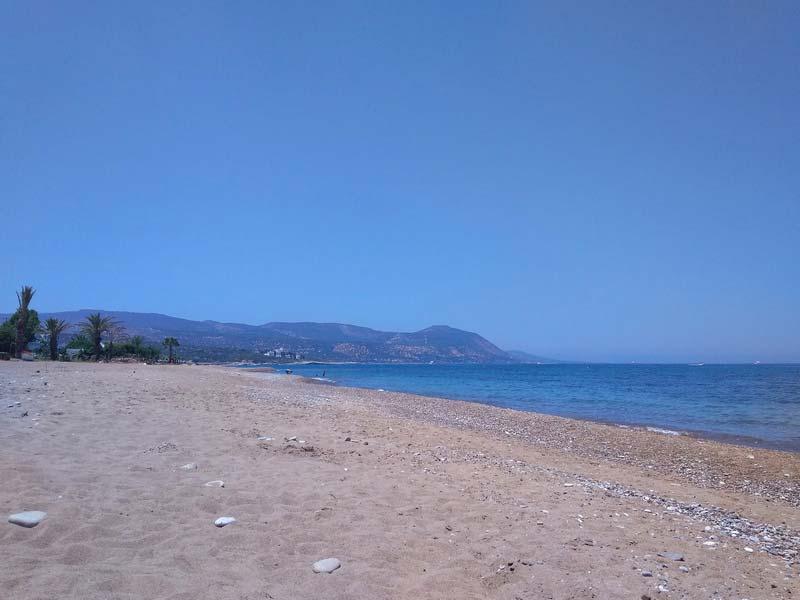 пляжи-Полиса-Кипр