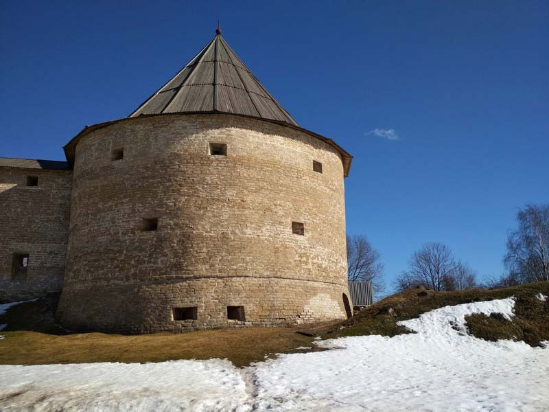 Крепость-Старая-Лалога